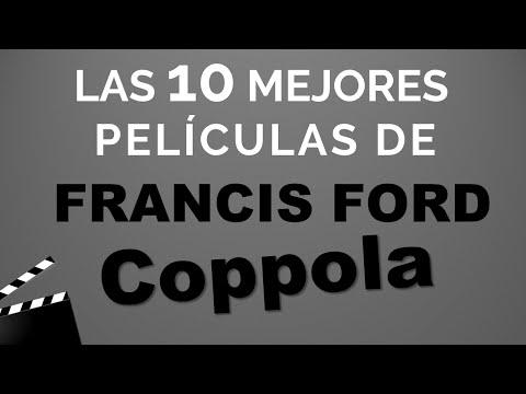 Las 10 mejores películas de FRANCIS FORD COPPOLA