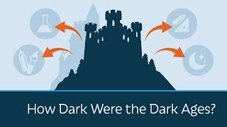 How Dark Were the Dark Ages?