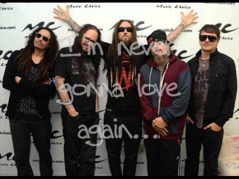 Korn: Never, Never Lyrics video