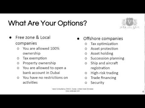 Business In Dubai | How to Begin A New Offshore Business