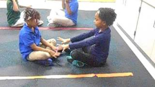 Listening & Creative Movement - Mirrors Game - Kindergarten