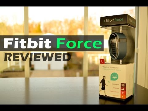 REVIEW: Fitbit Force