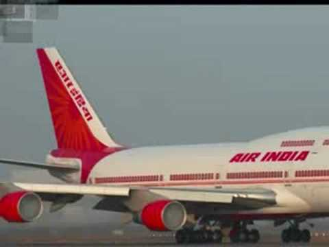 AIR INDIA vs JET AIRWAYS (photos)