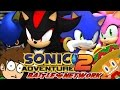 SONIC TIME КТО ПОБЕДИТ Sonic Adventure 2 Battle Network mp3