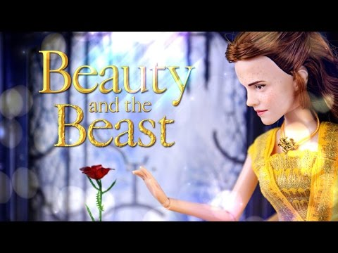 Unbox Daily:  Beauty and the Beast - Belle - Film Collection Disney Store Series - Doll Review - 4K