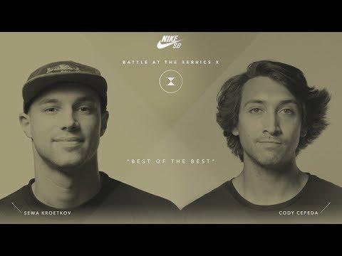BATB X | Sewa Kroetkov vs. Cody Cepeda - Round 2