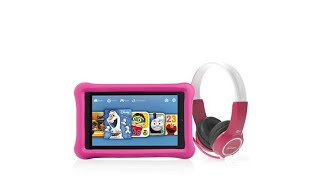 """2017 Fire Kids 7"""" IPS 16GB Tablet with KidProof Case"""
