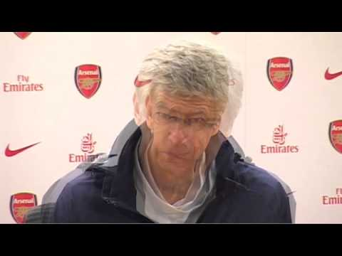 0 Wenger dismisses Bridge loan despite injuries