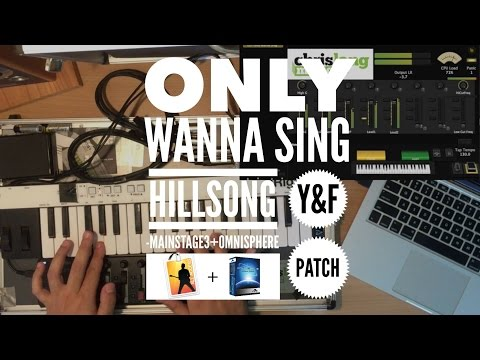 Mainstage patches hillsong lyrics