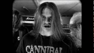 "Cannibal Corpse ""Sentenced To Burn"" (OFFICIAL VIDEO)"