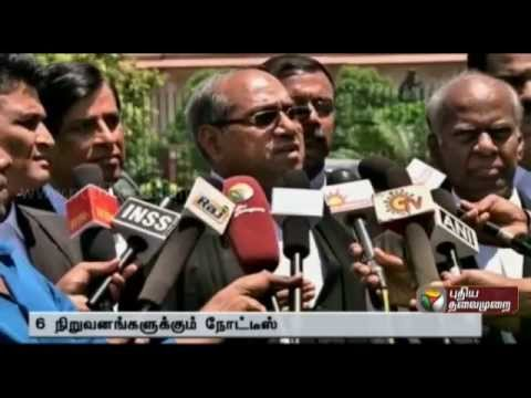 Advocate Kalyanasundram talks about Jaya case - Puthiyathalaimurai.tv