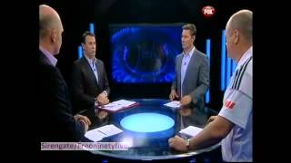 AFL Insider - The Fremantle Strangle. 28/8/12