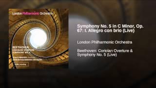 Symphony No 5 In C Minor Op 67 I Allegro Con Brio Live