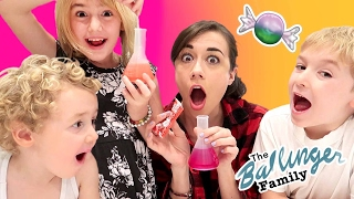 Making Color Changing Soda w/ Colleen Ballinger