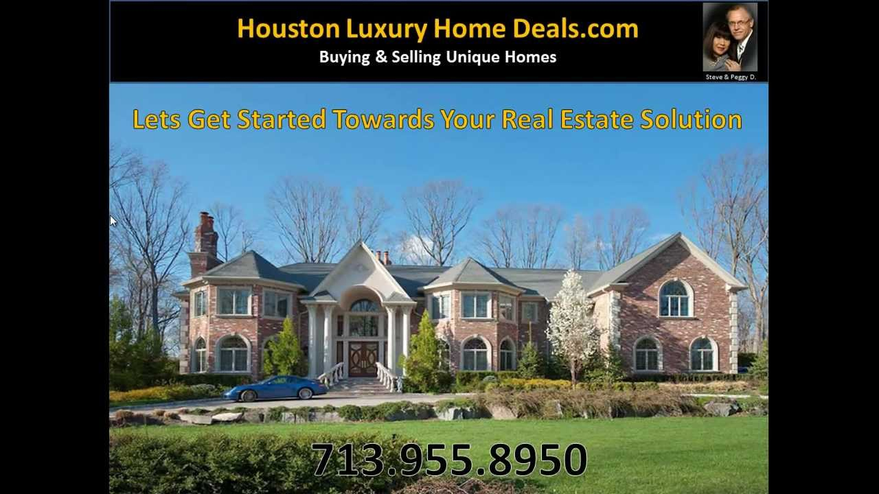 Homes For Sale In Houston Tx