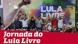 PT prepara jornada do Lula Livre