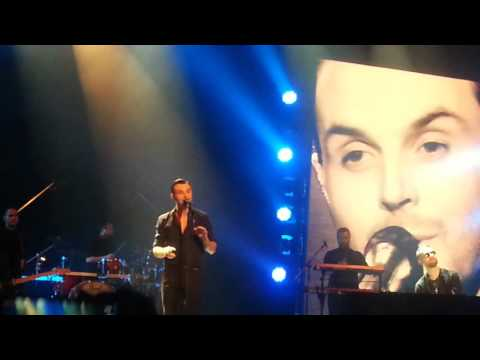 Hurts - Wonderful life. X-Factor (Х-Фактор). Ukraine. 07.11.2015. Video by Oleg Demchenko