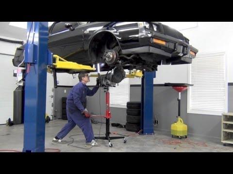 Buick Grand National Street & Strip Upgrades - Part 2