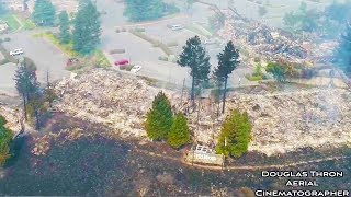 Wildfire Aftermath Is Haunting (VIDEO)