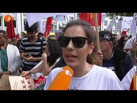 protest gegen erdogan k�ln 22 juni