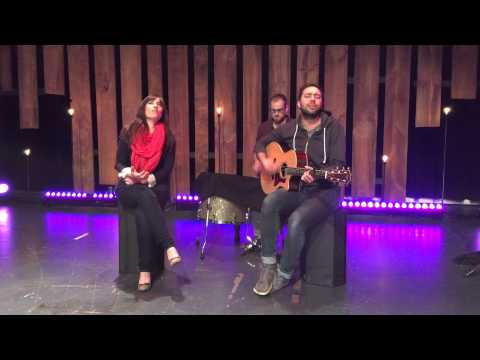 Brad & Rebekah - Only You - Acoustic Sessions
