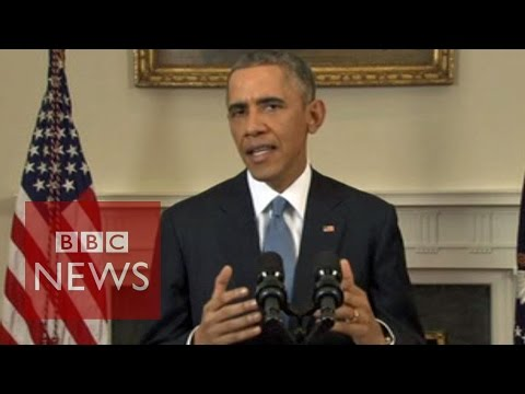 Cuba 'isolation hasn't worked' says Barack Obama