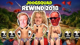 JoogSquad REWIND 2018 | The Best/Funniest Moments