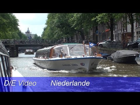 Amsterdamer Grachten