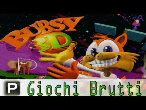 Giochi Brutti - EP30 (con Ellino) Bubsy 3D
