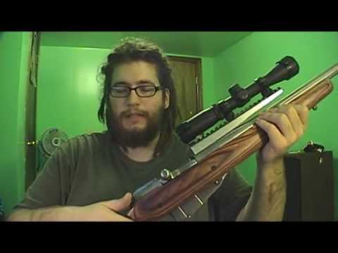 Mosin Nagant Scout Rifle