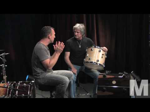 May Internal Drum Micrphone System - Part 2 Video