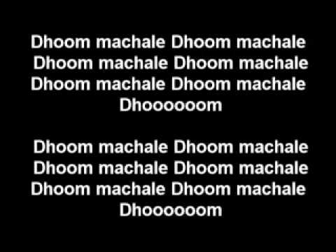 Dhoom Again Full Song Lyrics video