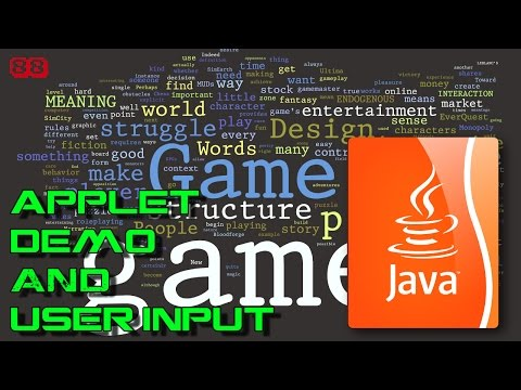 JAVA Game programming Part 1