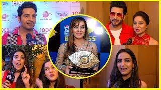 TV Celebs React On Shilpa Shinde WINNING Bigg Boss 11 | EXCLUSIVE