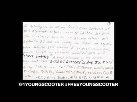 Young Scooter - I Wonder (Recorded in Jail) Prod. Zaytoven (Audio)