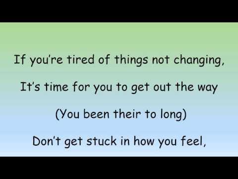 Wanna Be Happy? -Kirk Franklin (Lyrics Video)