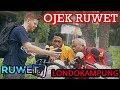"Lagu RUWET TV "" OJEK RUWET "" feat LONDO KAMPUNG"