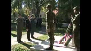 Obeležavanje 68. godišnjice oslobođenja Beograda 3/3