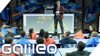 Schule mal anders: Spaß  und Spiel statt trockenem Unterricht | Galileo | ProSieben
