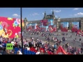 LIVE: Thousands take part in May Day demos in Moscow