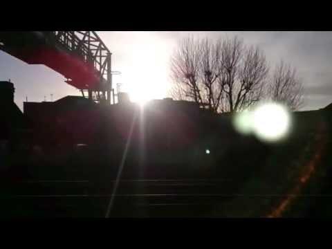 Train Journey: New Cross to London Bridge looking west