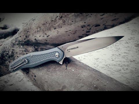 Нож INTRIGUE F45-14 Steel Will. В чем интрига?