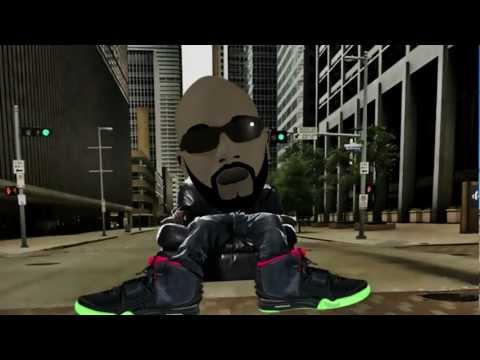 Dj Greg Street, Bun B & CyHi Da Prynce - Yeezy's Bout To Come Out