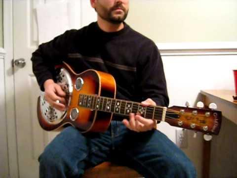 Gold Tone Resonator Guitar Gold Tone Paul Beard Resonator
