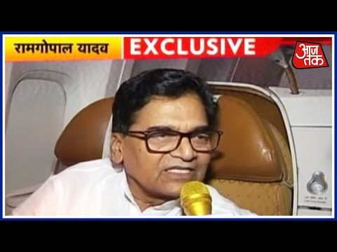 India 360: Exclusive Interview Of Ram Gopal Yadav