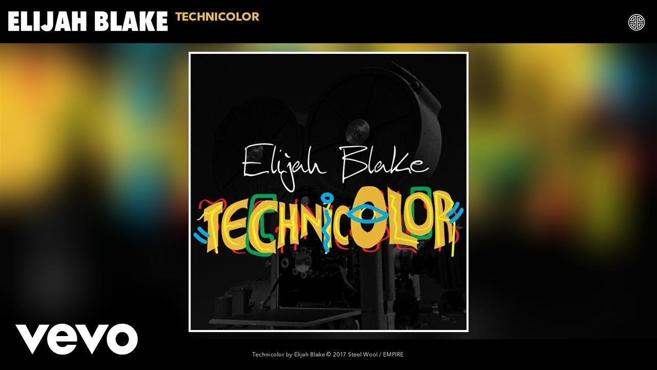 Elijah Blake - Technicolor (Audio)