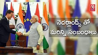 PM Narendra Modi Meets Netherlands PM Mark Rutte in New Delhi