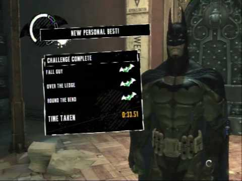 Batman: Arkham Asylum (Record Breaker) - 33.51
