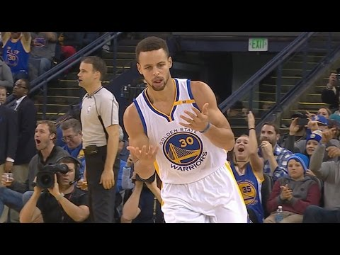 Stephen Curry 35 Pts! Switches Hands Mid Air! Blazers vs Warriors