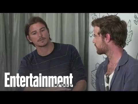 Josh Hartnett and 'Penny Dreadful' cast talk wigs, season 2